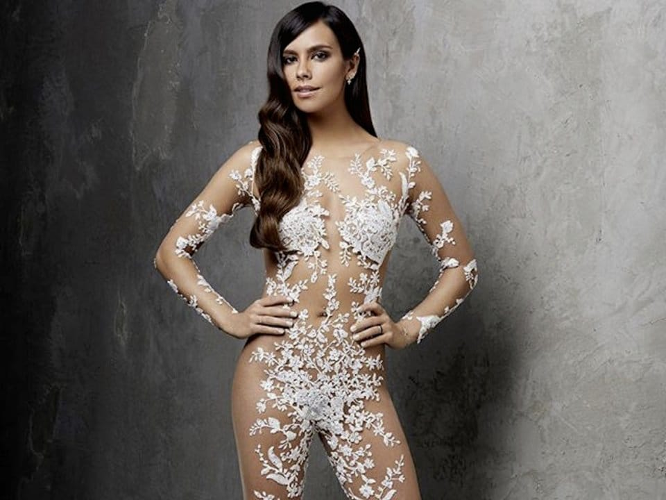 """Naked"" Wedding Dress – the next trend of 2019"