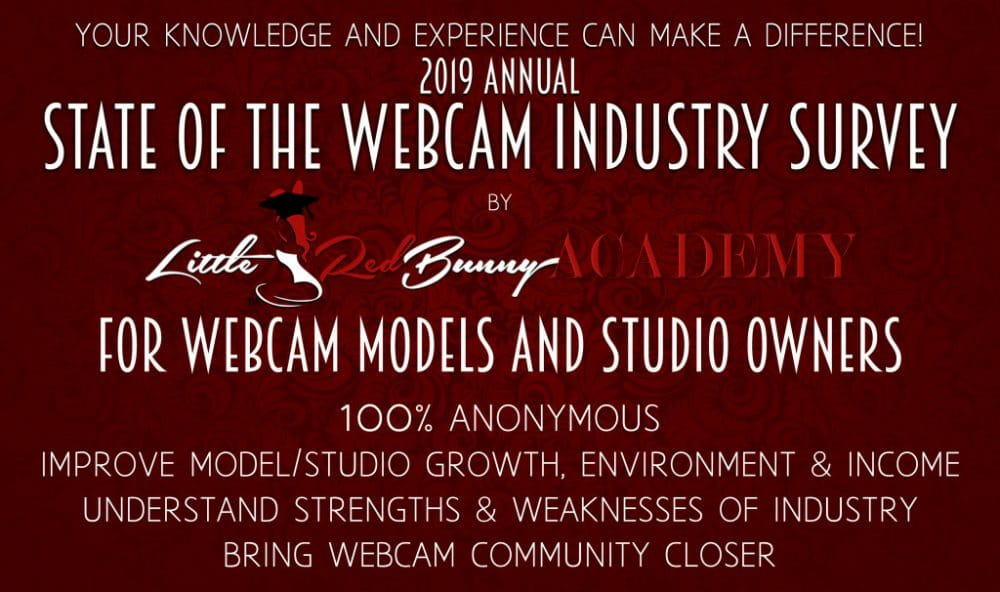 LittleRedBunny Launches 1st Global Survey of Webcam Industry